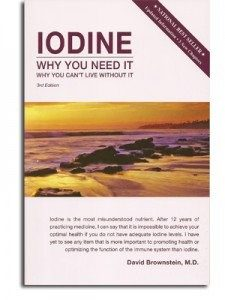 Iodine, Why You Need It